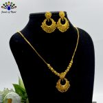 Gold Plated Ramleela Designed ...