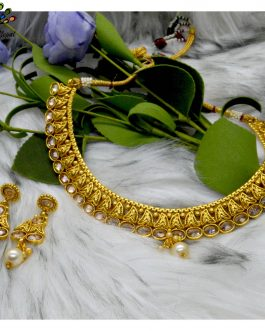 Kundan Stones Embellished High...