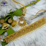 High Gold Kundan Stones Studde...