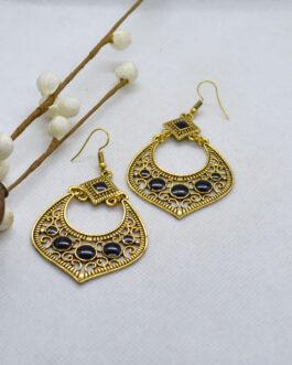 Golden/Silver Casual Chandbali...