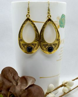 Golden/Black Drop Designed Tib...