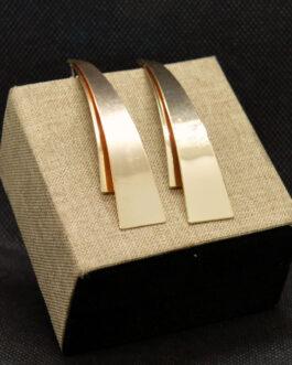 Golden Sleek Metallic Light Ea...