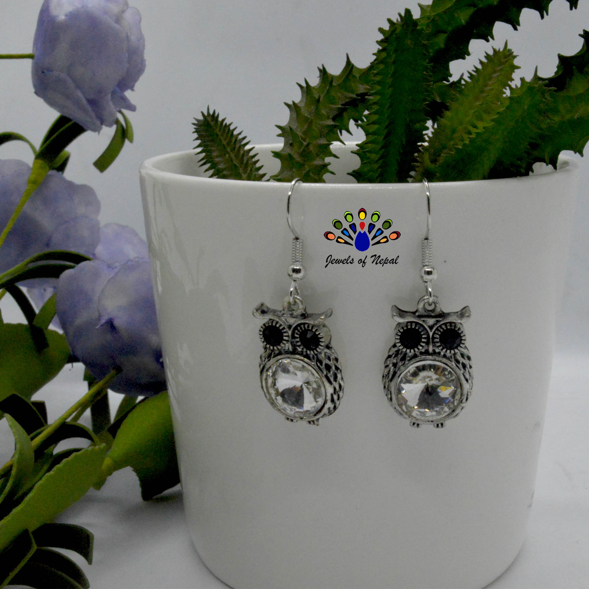 Cute Own Designed Stoned Drop ...