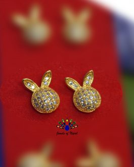 Gold Plated Stone Studded Play...