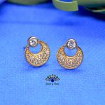 Gold Plated Stone Studded Chan...