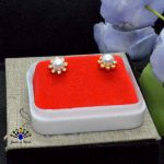 Gold Plated Faux Moti & St...
