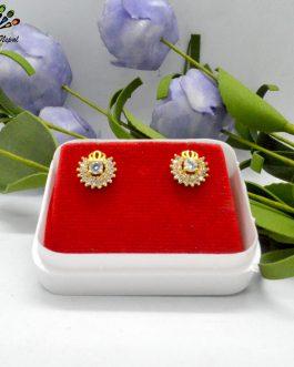Stone Studded Thaka Style Gold...